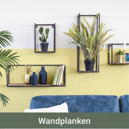 Shop wandplanken