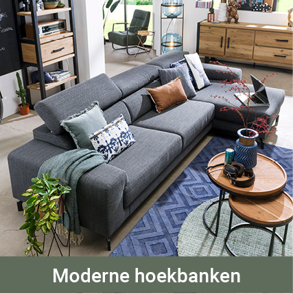 moderne hoekbanken