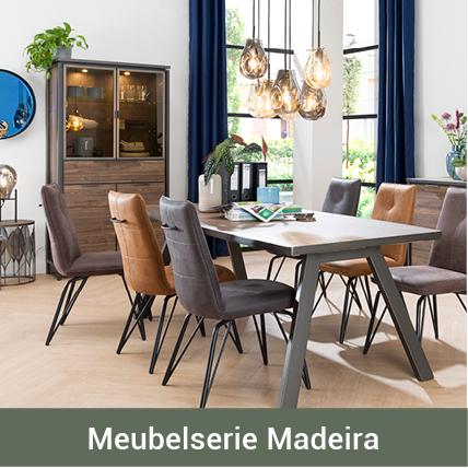 Meubelserie Madeira
