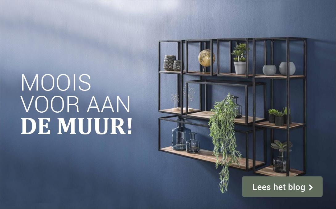 Blog Moois aan de muur