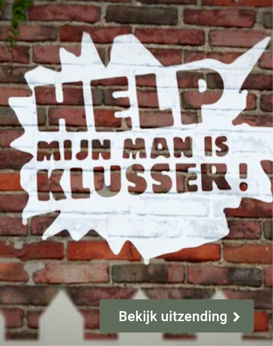 DOK 2 in 'Help, mijn man is klusser'
