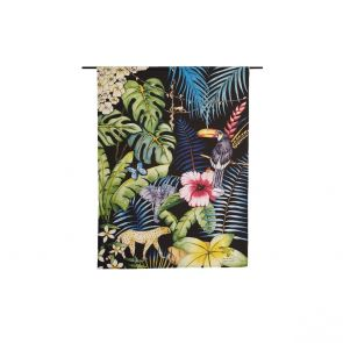 Urban Cotton - Wandkleed Roar 80x110 cm
