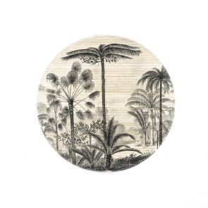 By-Boo - Wanddecoratie Morita Forest Small