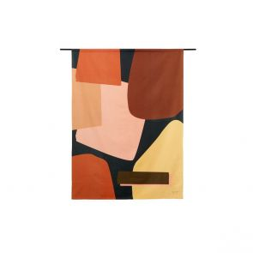 Urban Cotton - Wandkleed Nuance 80x110 cm