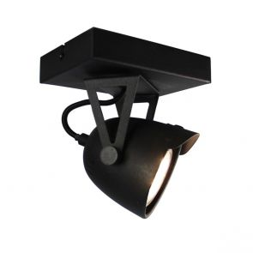 Led Spot Cap 1-Lichts 14x10x14 Cm