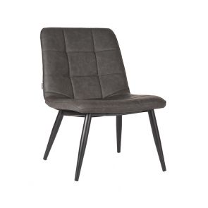 Fauteuil James Antraciet 1