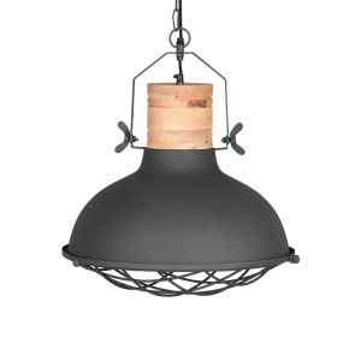 Hanglamp Grid 52 cm Grijs 1