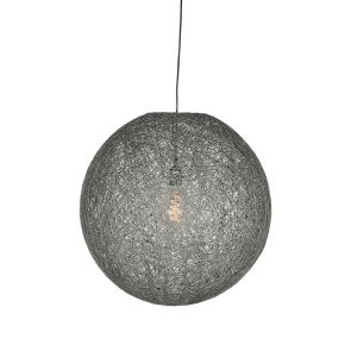 Hanglamp Twist L Grijs 1