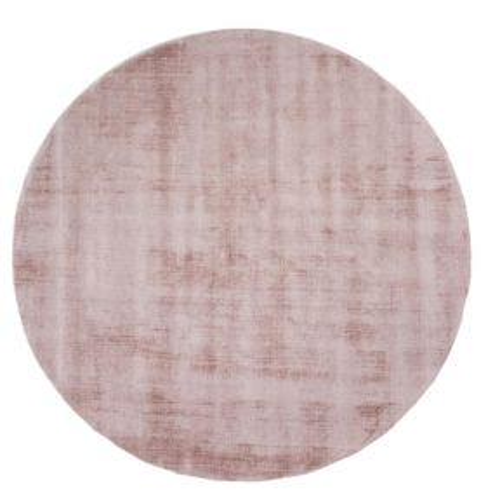 viscose pink rond