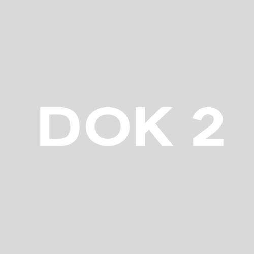 Vloerkleed Palm Blue Rond ø160 cm
